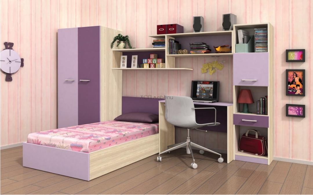 Интериор и правила за дизайна на детска стая