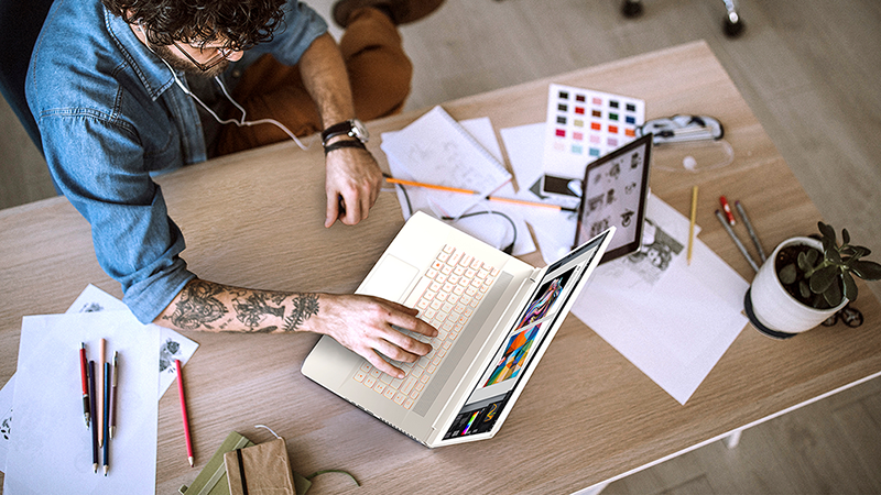 Acer обяви нови компютри от серията за творци ConceptD