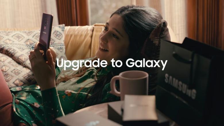 Samsung отново се подигра с Apple в новата реклама на Galaxy S9