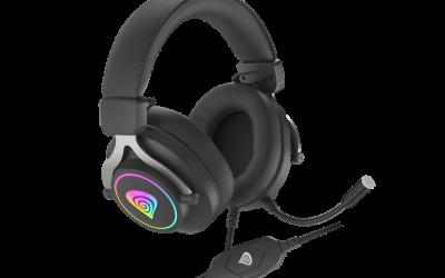 Genesis пуска нови премиум слушалки – Neon 750 RGB