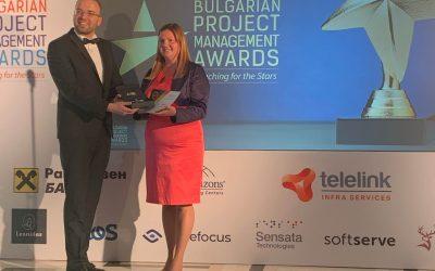 Теленор България печели в Bulgarian PM Awards 2021 със свой проект за корпоративна и социална отговорност