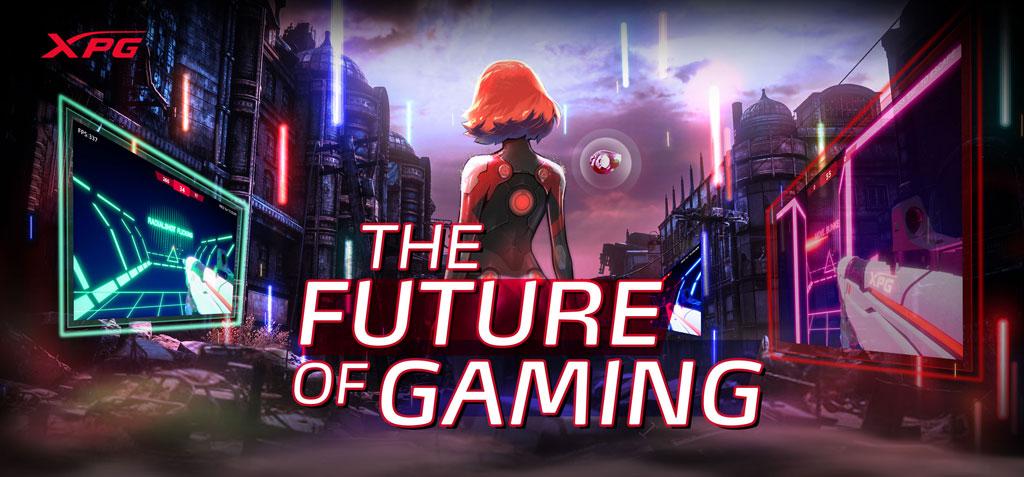"""XPG демонстрира """"Бъдещето на игрите"""" по време на CES 2021"""