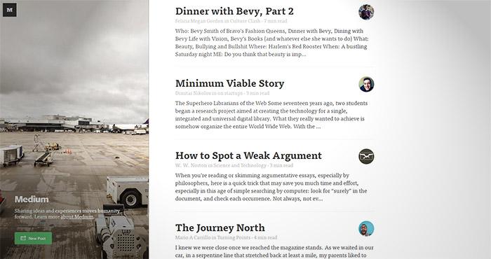Да пишеш в Medium.com