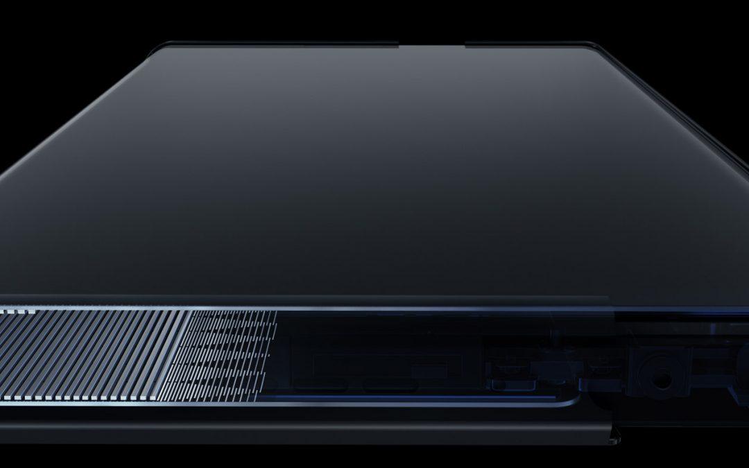 OPPO X 2021 е телефон, който си сменя формата до размера на таблет